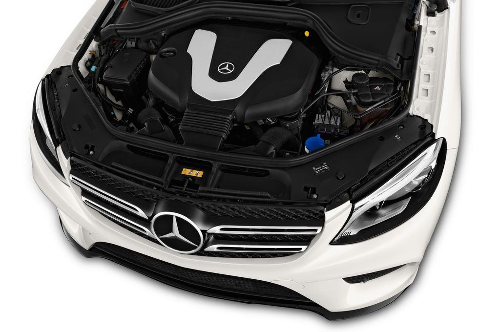 Mercedes-Benz GLE AMG Line SUV (2015 - heute) 5 Türen Motor