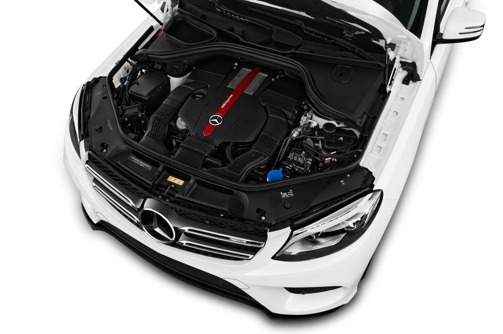 Mercedes-Benz GLE AMG 43 SUV (2015 - heute) 5 Türen Motor