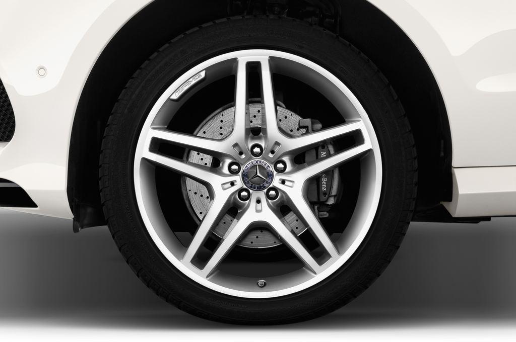 Mercedes-Benz GLE AMG Line SUV (2015 - heute) 5 Türen Reifen und Felge