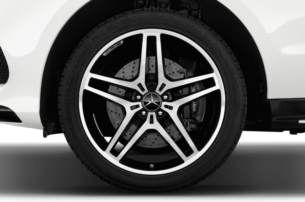 Mercedes-Benz GLE AMG 43 SUV (2015 - heute) 5 Türen Reifen und Felge