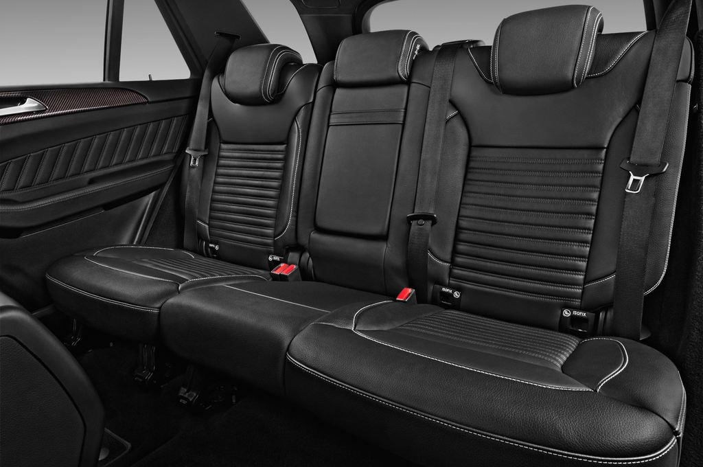 Mercedes-Benz GLE AMG Line SUV (2015 - heute) 5 Türen Rücksitze