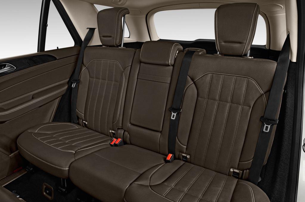 Mercedes-Benz GLE AMG 43 SUV (2015 - heute) 5 Türen Rücksitze