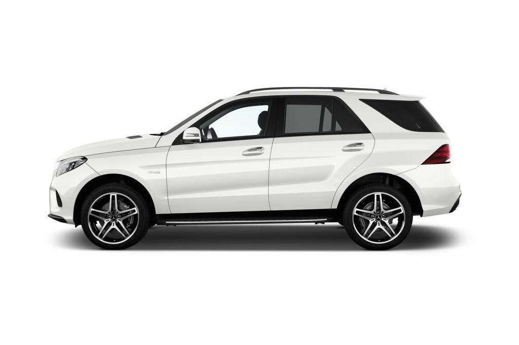 Mercedes-Benz GLE AMG 43 SUV (2015 - heute) 5 Türen Seitenansicht
