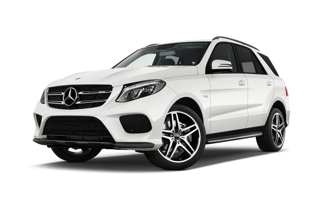 Mercedes-Benz GLE AMG 43 SUV (2015 - heute) 5 Türen seitlich vorne mit Felge