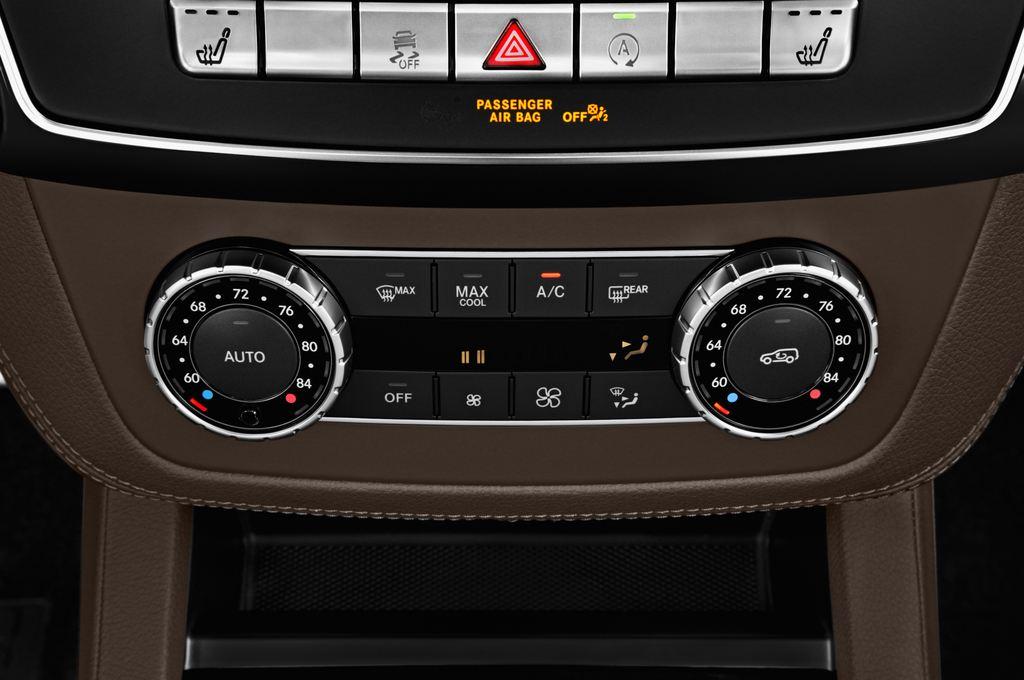 Mercedes-Benz GLE AMG 43 SUV (2015 - heute) 5 Türen Temperatur und Klimaanlage