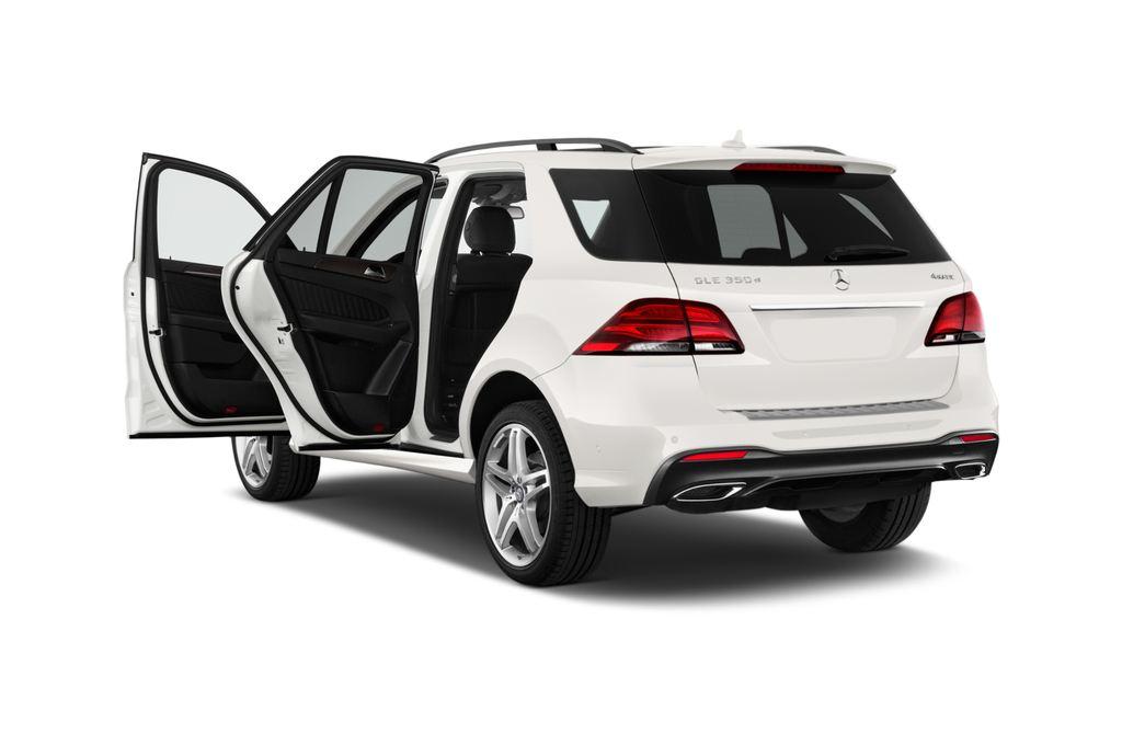 Mercedes-Benz GLE AMG Line SUV (2015 - heute) 5 Türen Tür geöffnet