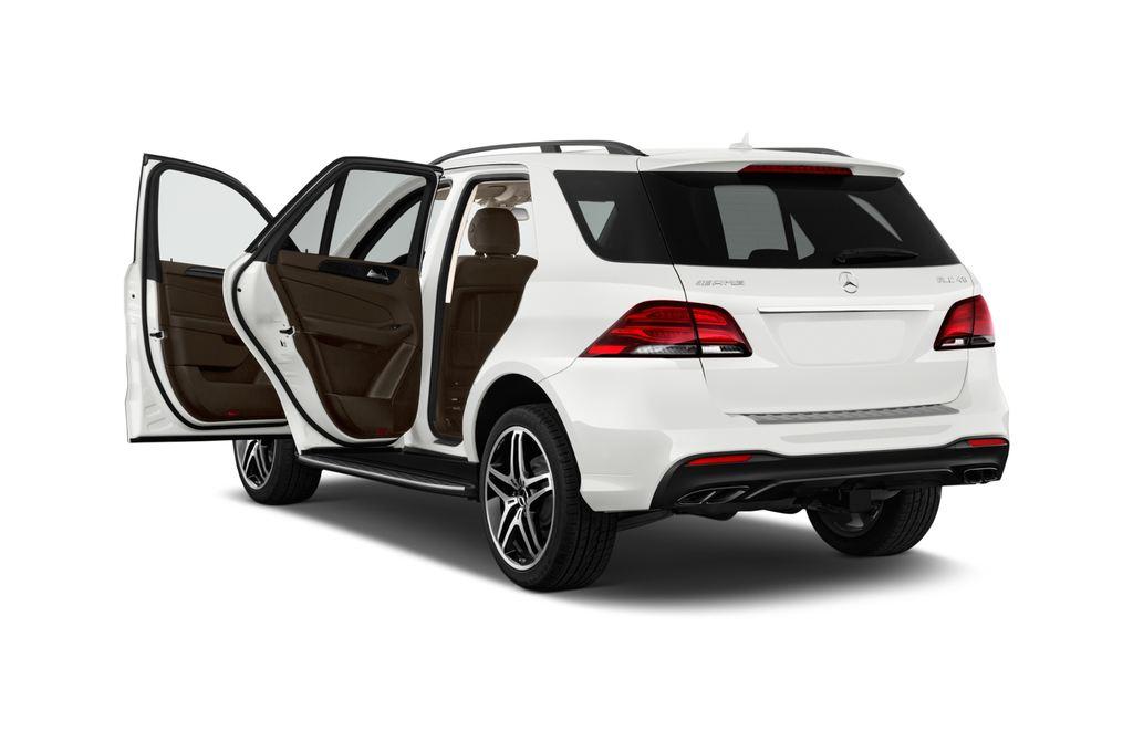 Mercedes-Benz GLE AMG 43 SUV (2015 - heute) 5 Türen Tür geöffnet