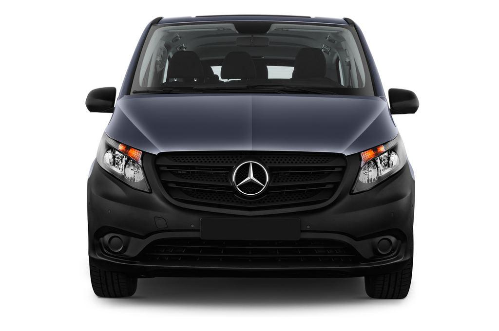 Mercedes-Benz Vito Pro Bus (2014 - heute) 4 Türen Frontansicht