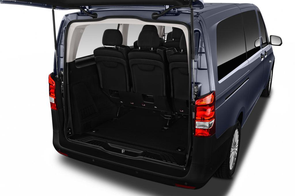 Mercedes-Benz Vito Pro Bus (2014 - heute) 4 Türen Kofferraum
