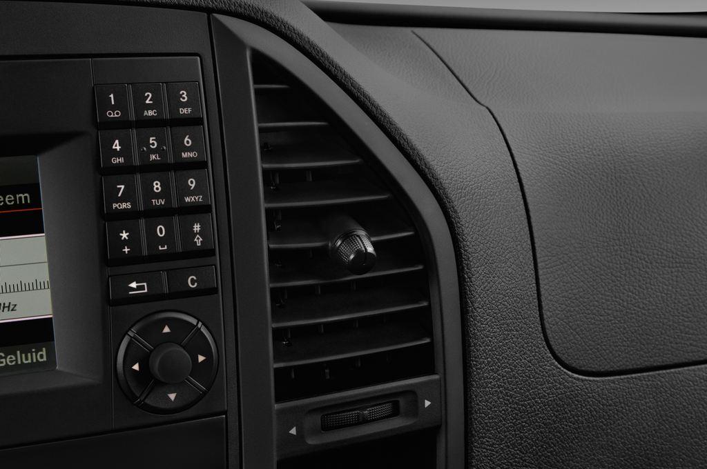 Mercedes-Benz Vito Pro Bus (2014 - heute) 4 Türen Lüftung