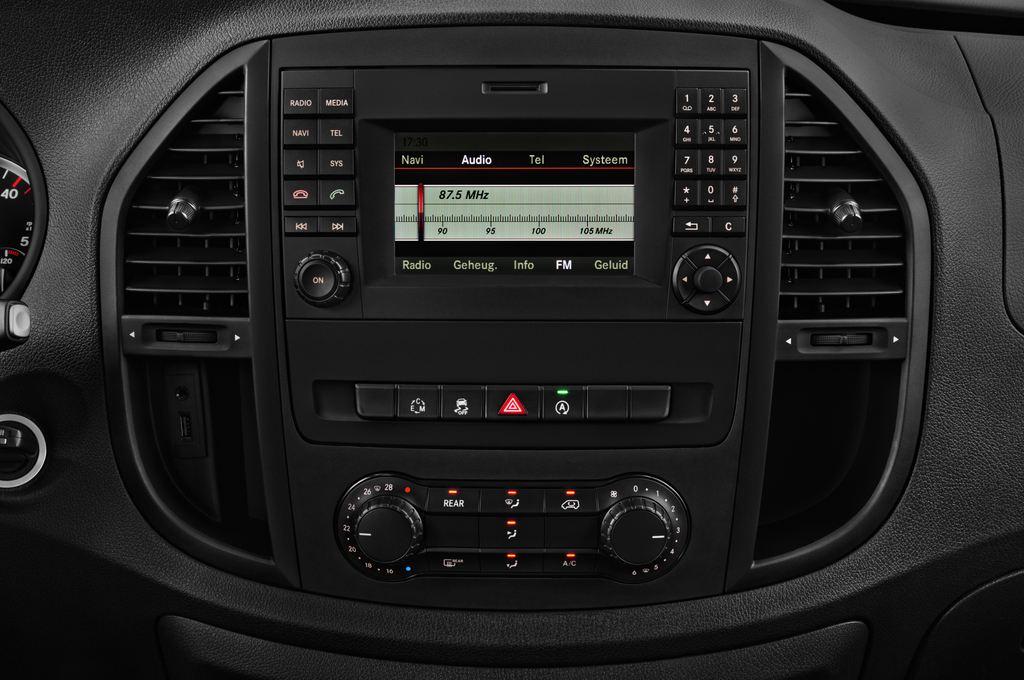 Mercedes-Benz Vito Pro Bus (2014 - heute) 4 Türen Mittelkonsole