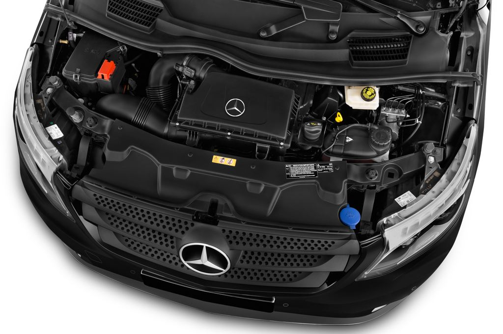 Mercedes-Benz Vito 119 Bluetec Lang Bus (2014 - heute) 5 Türen Motor