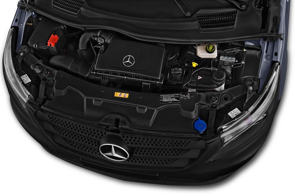 Mercedes-Benz Vito Pro Bus (2014 - heute) 4 Türen Motor