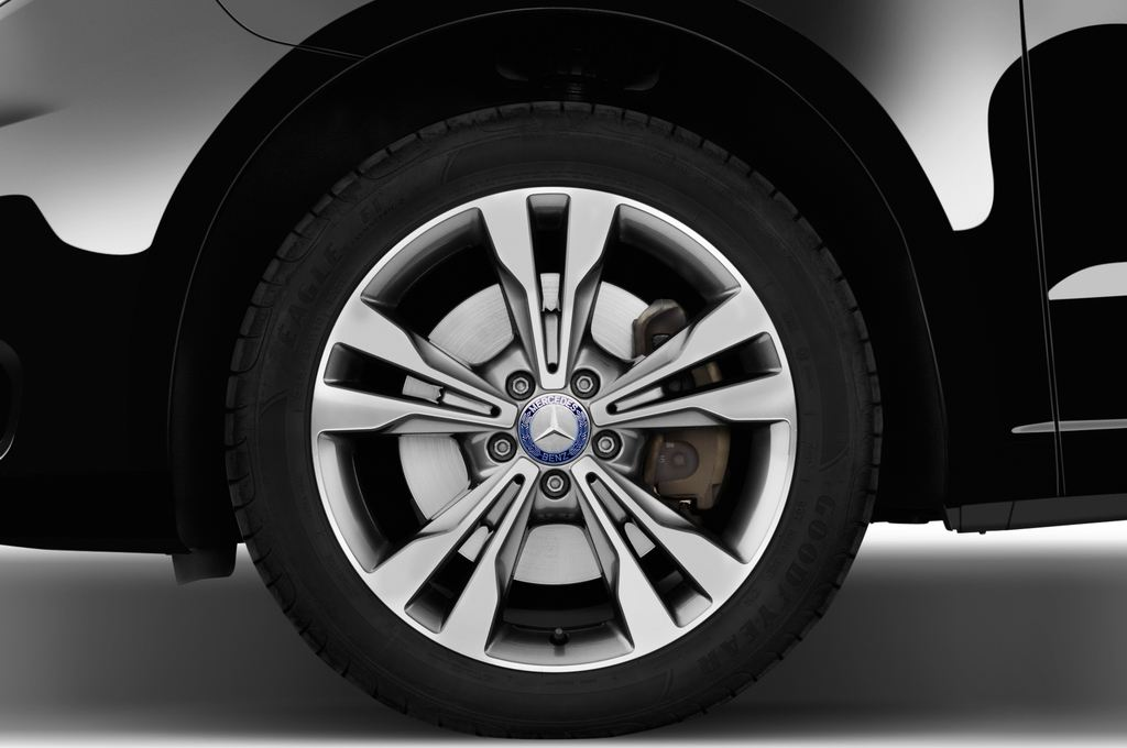 Mercedes-Benz Vito 119 Bluetec Lang Bus (2014 - heute) 5 Türen Reifen und Felge