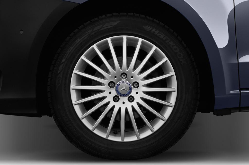 Mercedes-Benz Vito Pro Bus (2014 - heute) 4 Türen Reifen und Felge