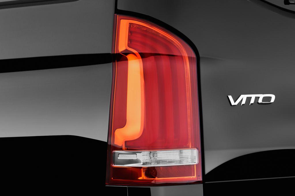 Mercedes-Benz Vito 119 Bluetec Lang Bus (2014 - heute) 5 Türen Rücklicht