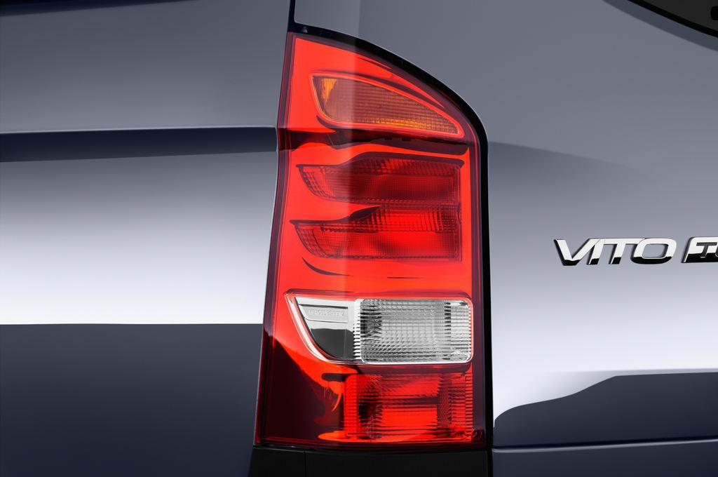 Mercedes-Benz Vito Pro Bus (2014 - heute) 4 Türen Rücklicht