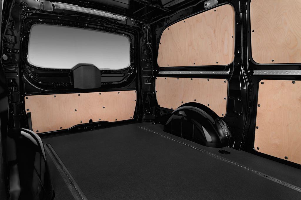 Mercedes-Benz Vito 119 Bluetec Lang Bus (2014 - heute) 5 Türen Rücksitze