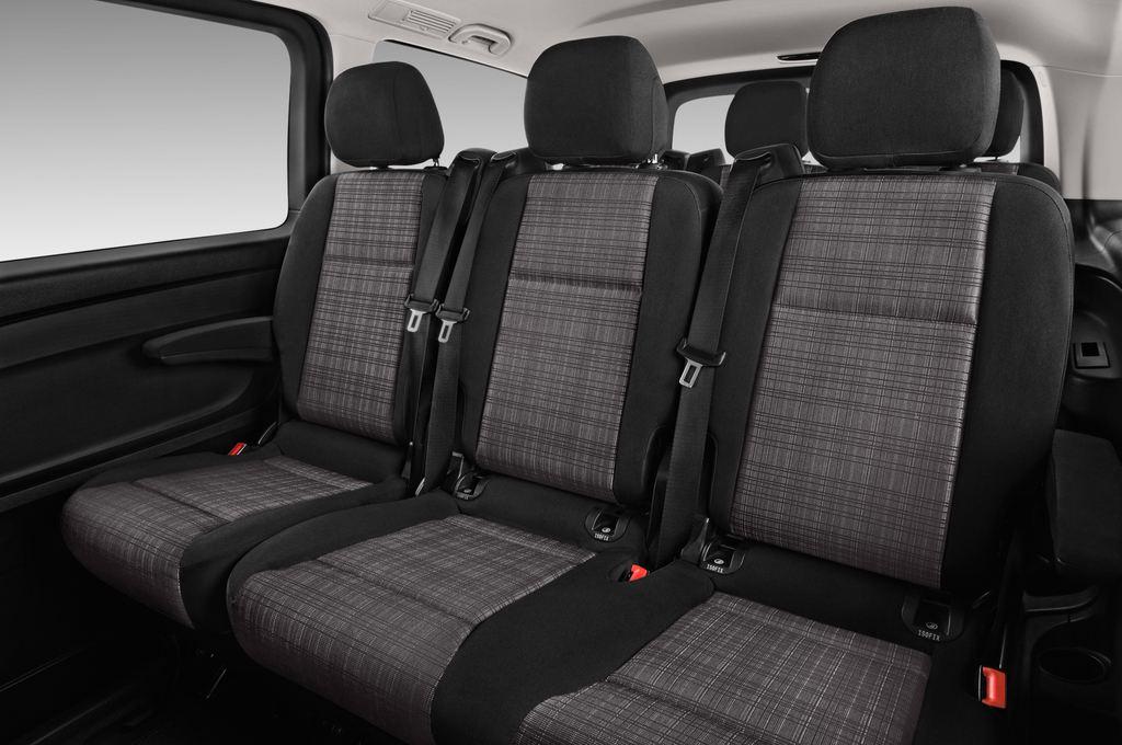 Mercedes-Benz Vito Pro Bus (2014 - heute) 4 Türen Rücksitze