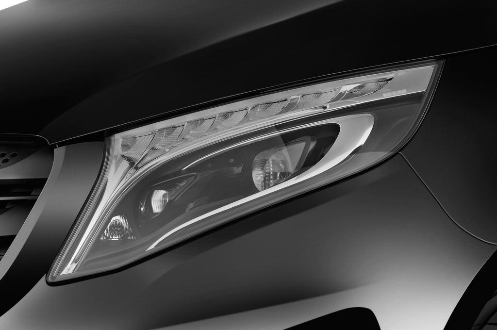 Mercedes-Benz Vito 119 Bluetec Lang Bus (2014 - heute) 5 Türen Scheinwerfer