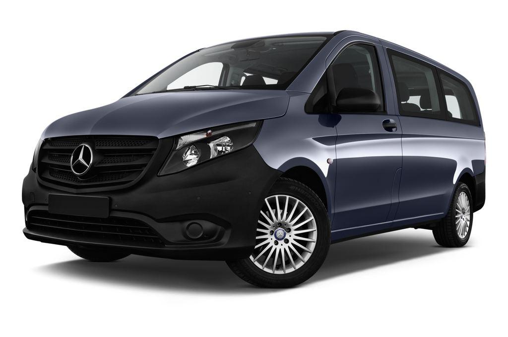 Mercedes-Benz Vito Pro Bus (2014 - heute) 4 Türen seitlich vorne mit Felge