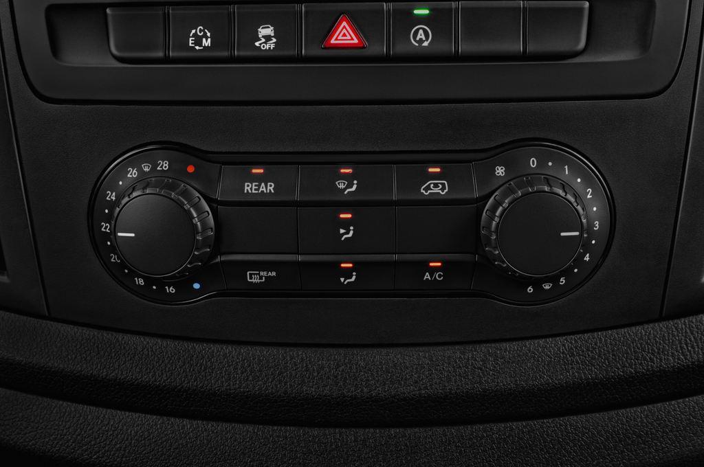 Mercedes-Benz Vito Pro Bus (2014 - heute) 4 Türen Temperatur und Klimaanlage