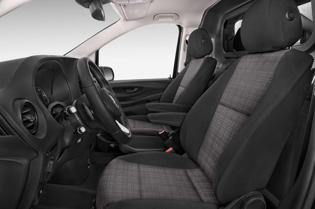 Mercedes-Benz Vito 119 Bluetec Lang Bus (2014 - heute) 5 Türen Vordersitze