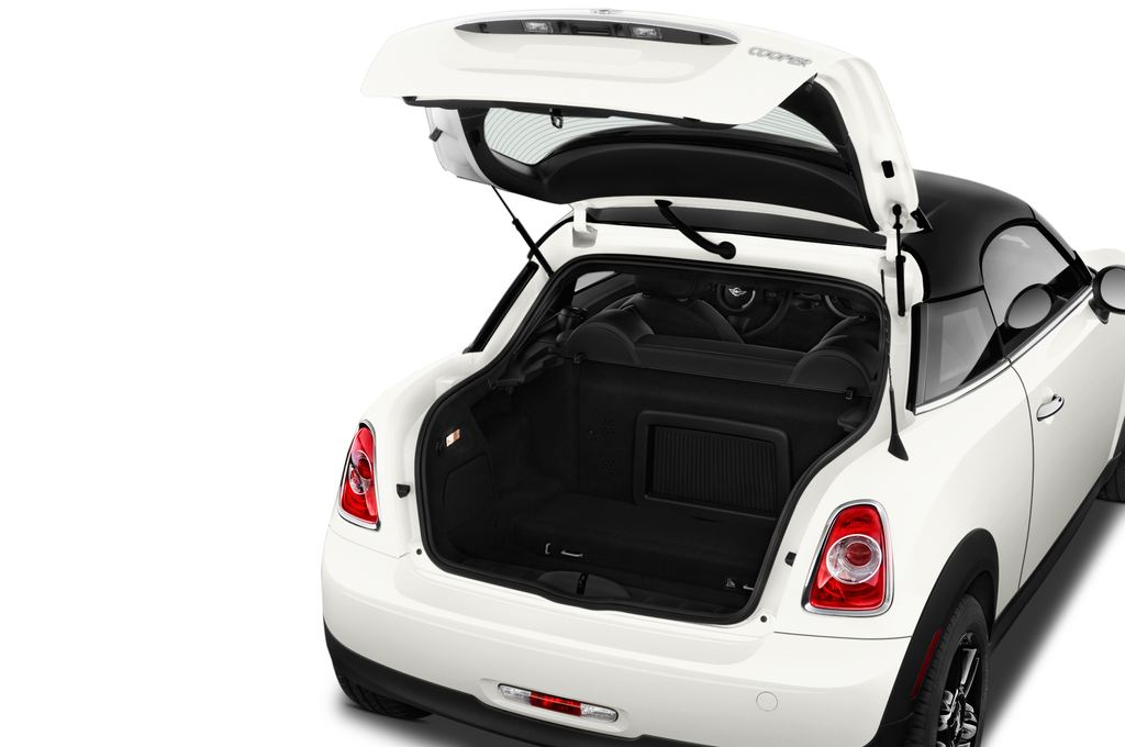 MINI Roadster Cooper Cabrio (2012 - heute) 2 Türen Kofferraum