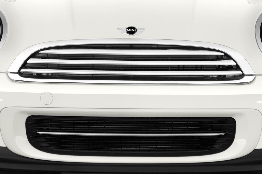 MINI Roadster Cooper Cabrio (2012 - heute) 2 Türen Kühlergrill und Scheinwerfer