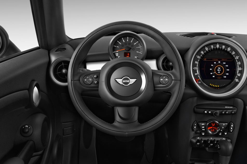 MINI Roadster Cooper Cabrio (2012 - heute) 2 Türen Lenkrad