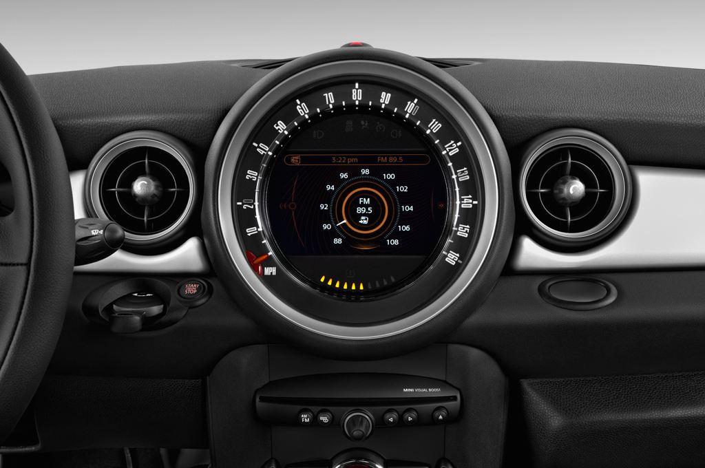 MINI Roadster Cooper Cabrio (2012 - heute) 2 Türen Radio und Infotainmentsystem