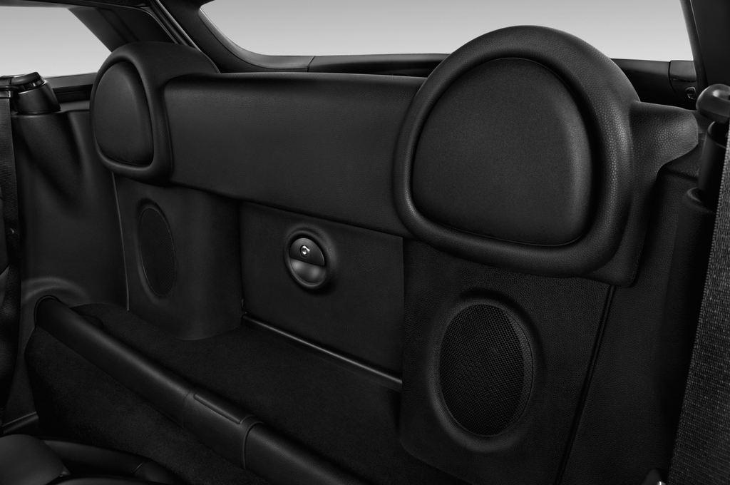 MINI Roadster Cooper Cabrio (2012 - heute) 2 Türen Rücksitze