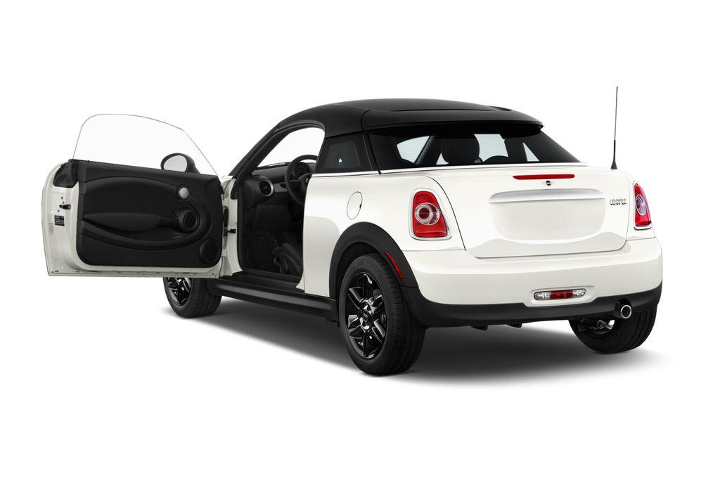MINI Roadster Cooper Cabrio (2012 - heute) 2 Türen Tür geöffnet