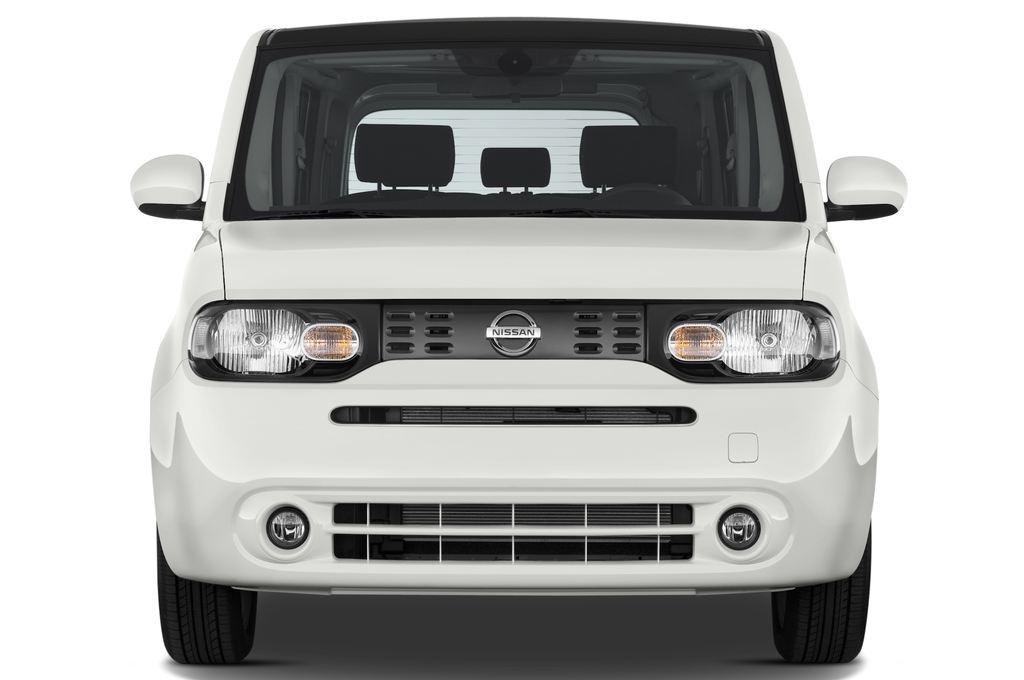 Nissan Cube Zen Van (2008 - 2011) 5 Türen Frontansicht