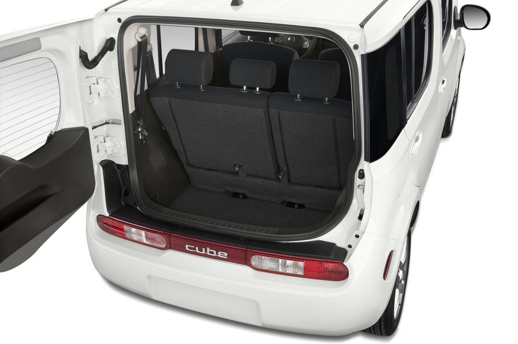 Nissan Cube Zen Van (2008 - 2011) 5 Türen Kofferraum