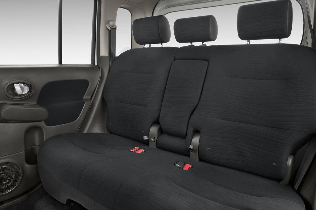 Nissan Cube Zen Van (2008 - 2011) 5 Türen Rücksitze