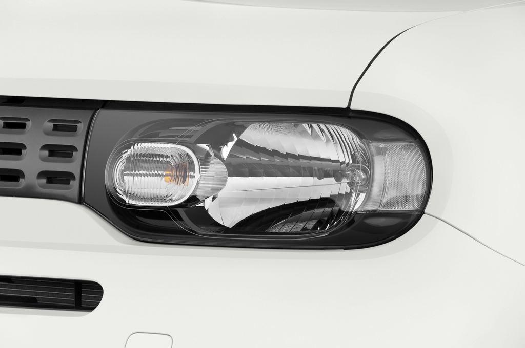 Nissan Cube Zen Van (2008 - 2011) 5 Türen Scheinwerfer
