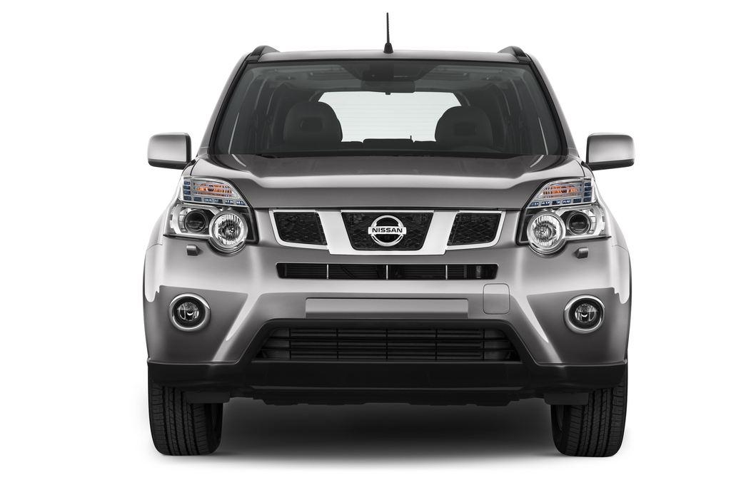 Nissan X-Trail LE SUV (2007 - 2014) 5 Türen Frontansicht