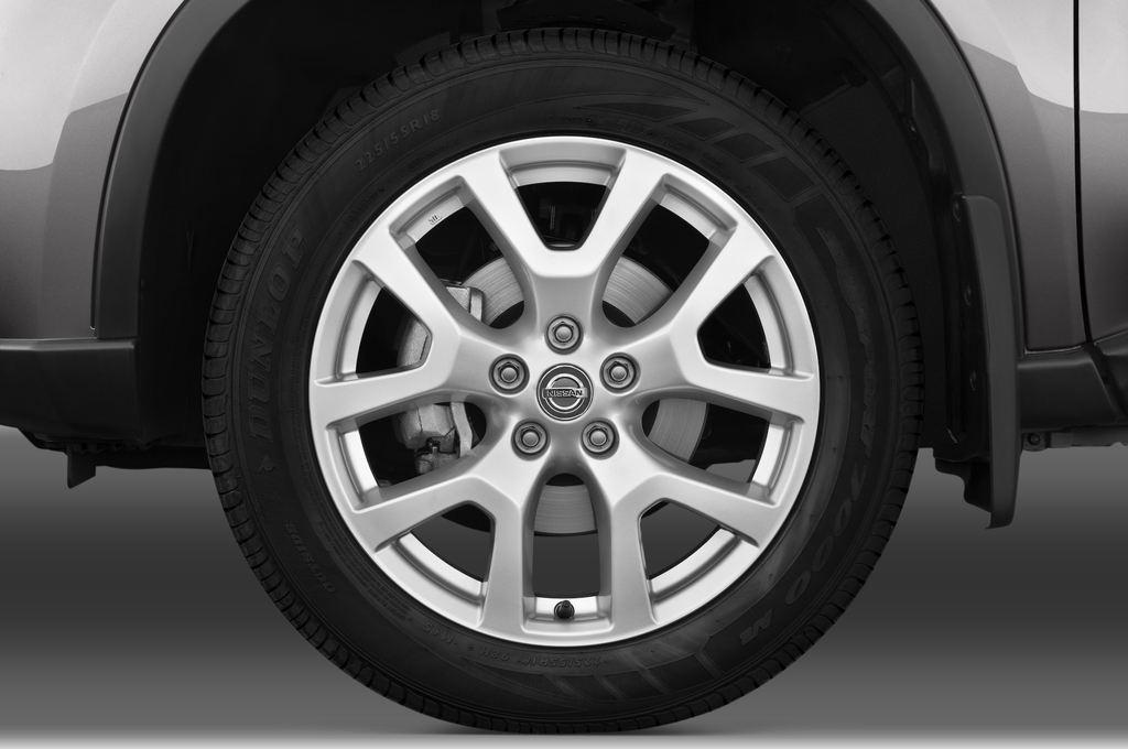 Nissan X-Trail LE SUV (2007 - 2014) 5 Türen Reifen und Felge