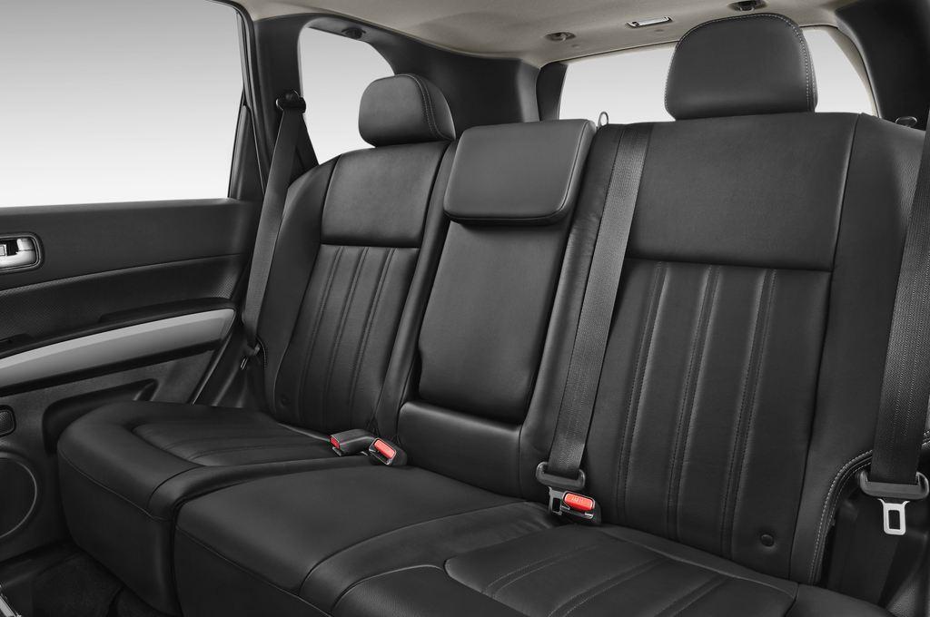 Nissan X-Trail LE SUV (2007 - 2014) 5 Türen Rücksitze