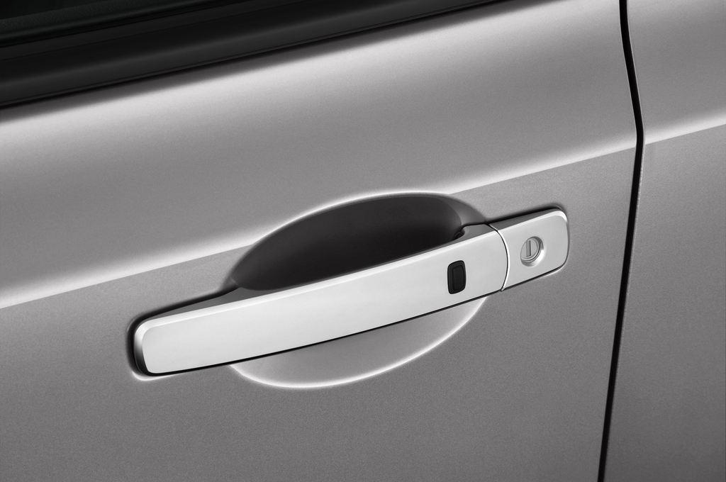 Nissan X-Trail LE SUV (2007 - 2014) 5 Türen Türgriff