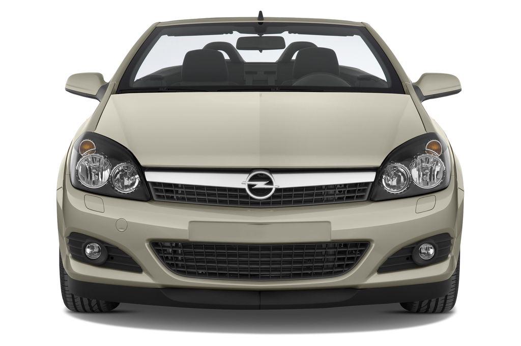 Opel Astra Endless Summer Cabrio (2005 - 2010) 2 Türen Frontansicht