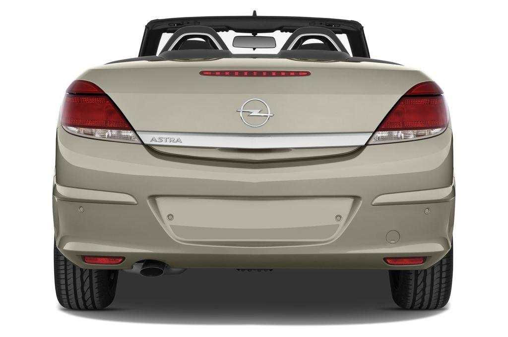 Opel Astra Endless Summer Cabrio (2005 - 2010) 2 Türen Heckansicht
