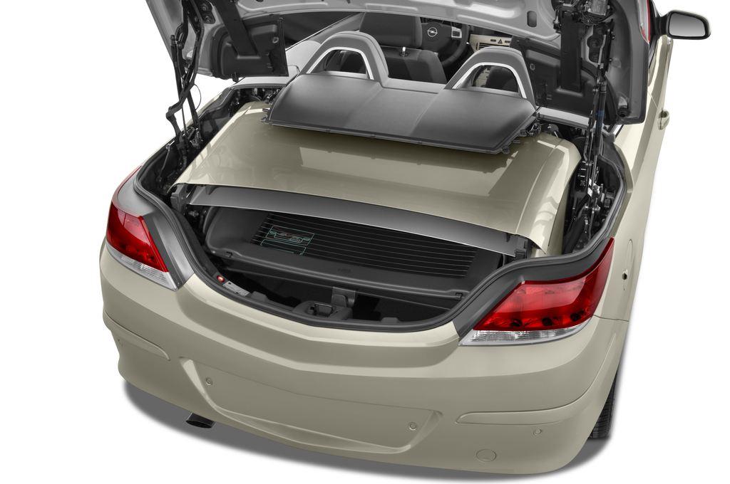 Opel Astra Endless Summer Cabrio (2005 - 2010) 2 Türen Kofferraum
