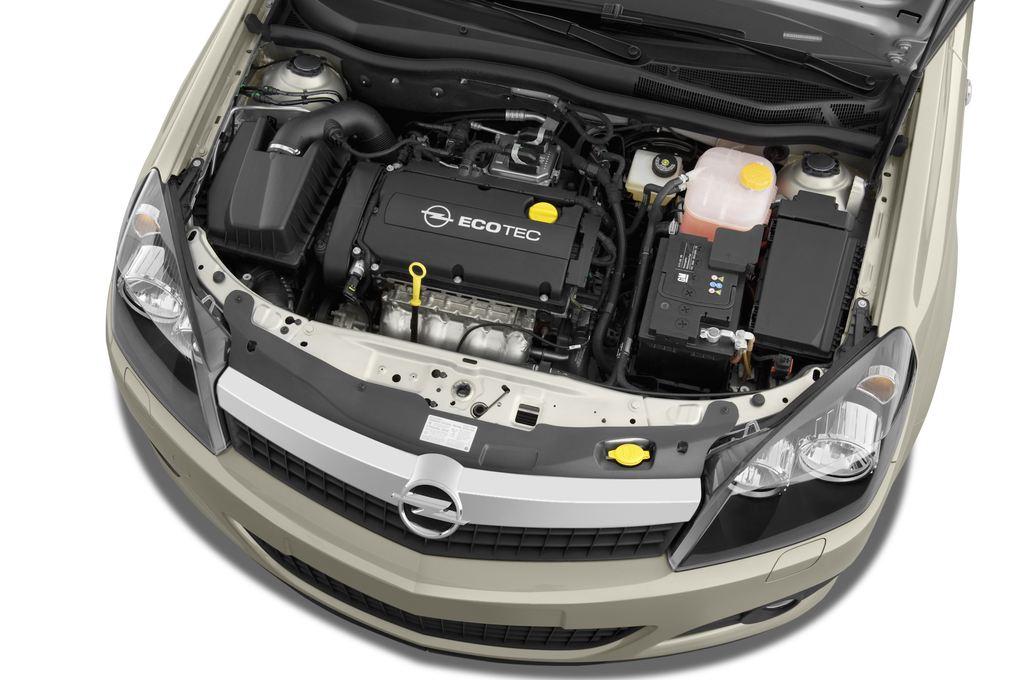 Opel Astra Endless Summer Cabrio (2005 - 2010) 2 Türen Motor