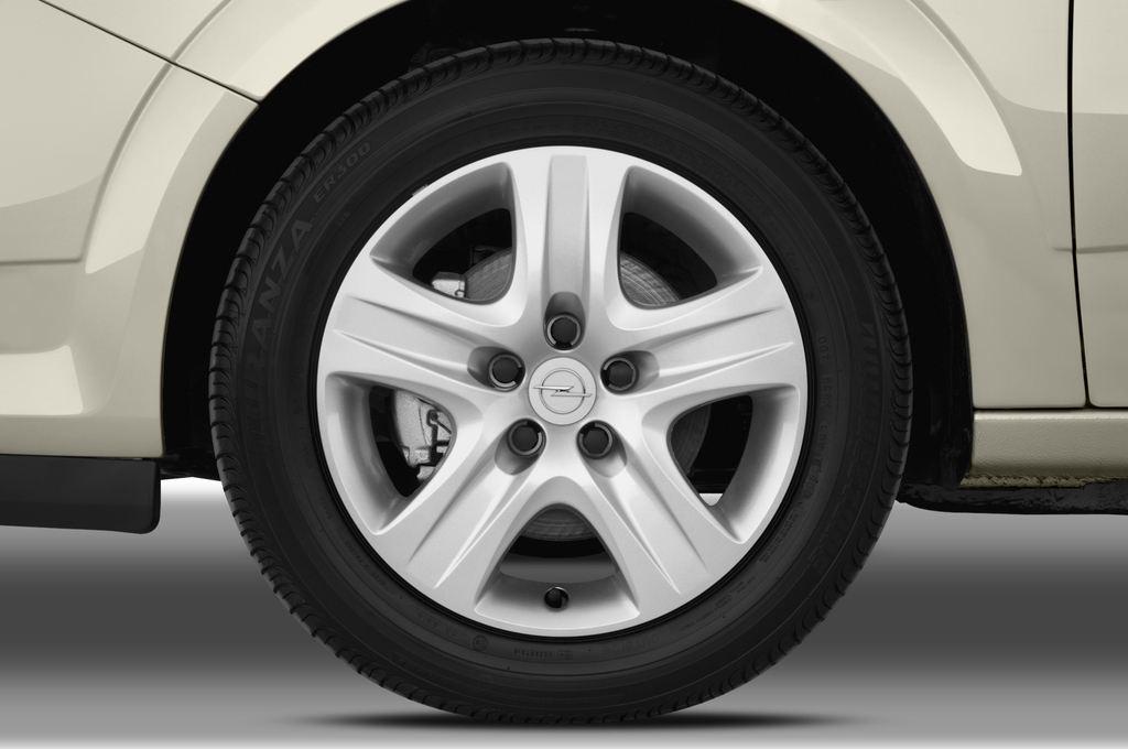 Opel Astra Endless Summer Cabrio (2005 - 2010) 2 Türen Reifen und Felge