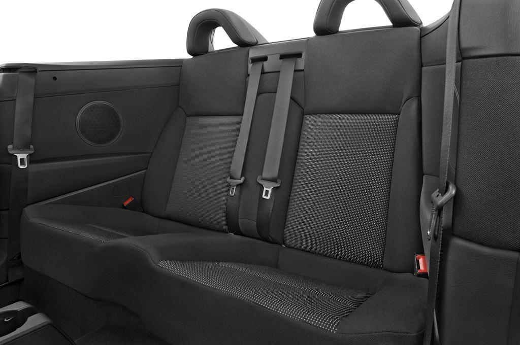 Opel Astra Endless Summer Cabrio (2005 - 2010) 2 Türen Rücksitze