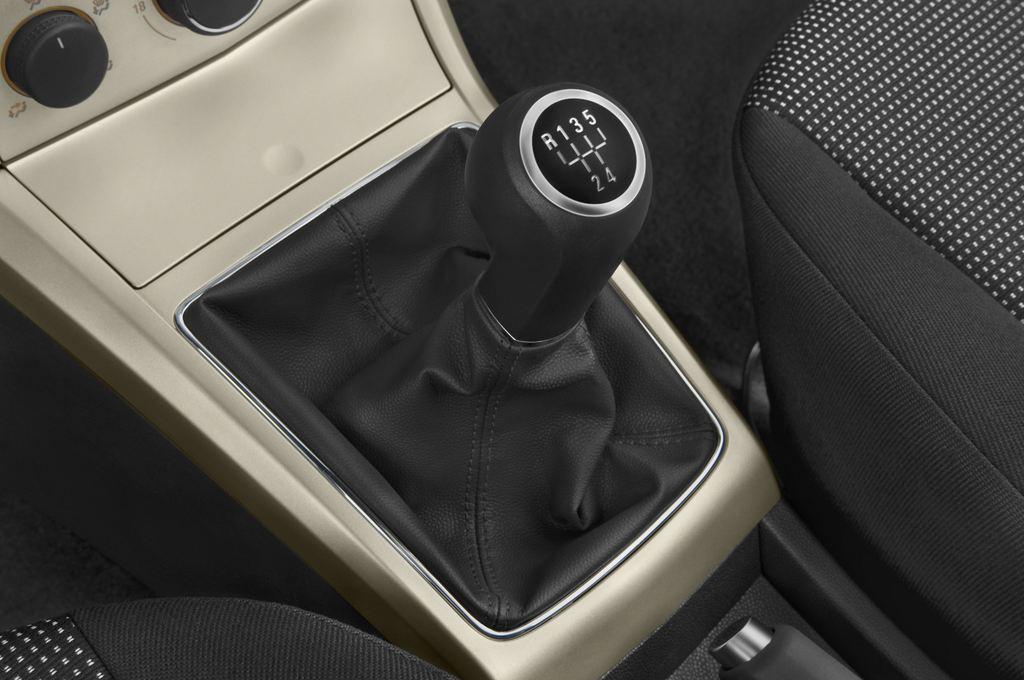 Opel Astra Endless Summer Cabrio (2005 - 2010) 2 Türen Schalthebel
