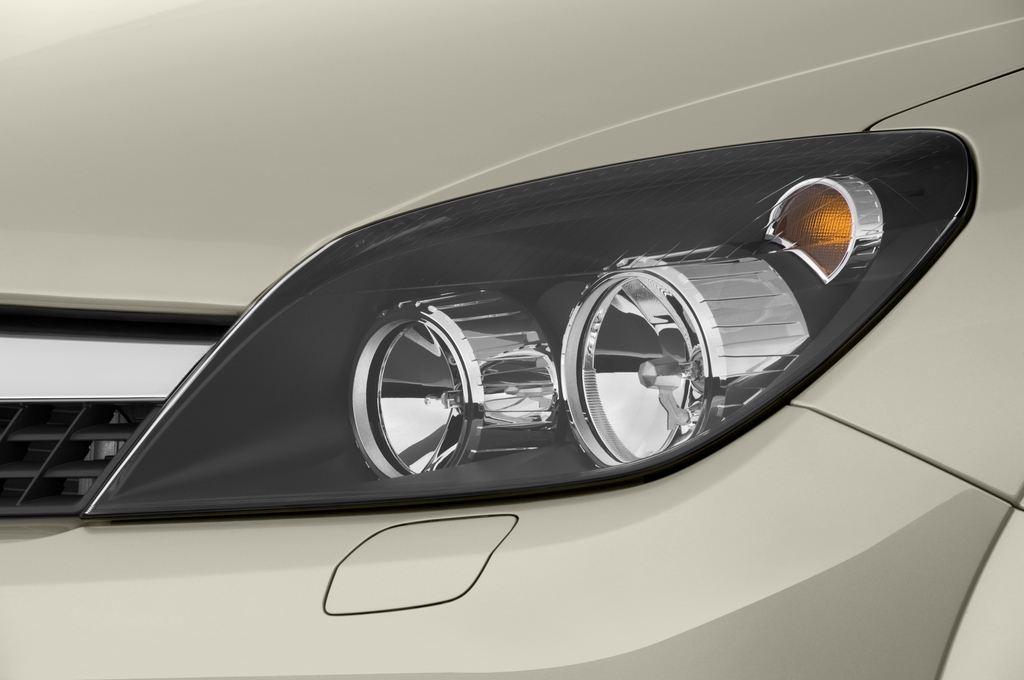 Opel Astra Endless Summer Cabrio (2005 - 2010) 2 Türen Scheinwerfer