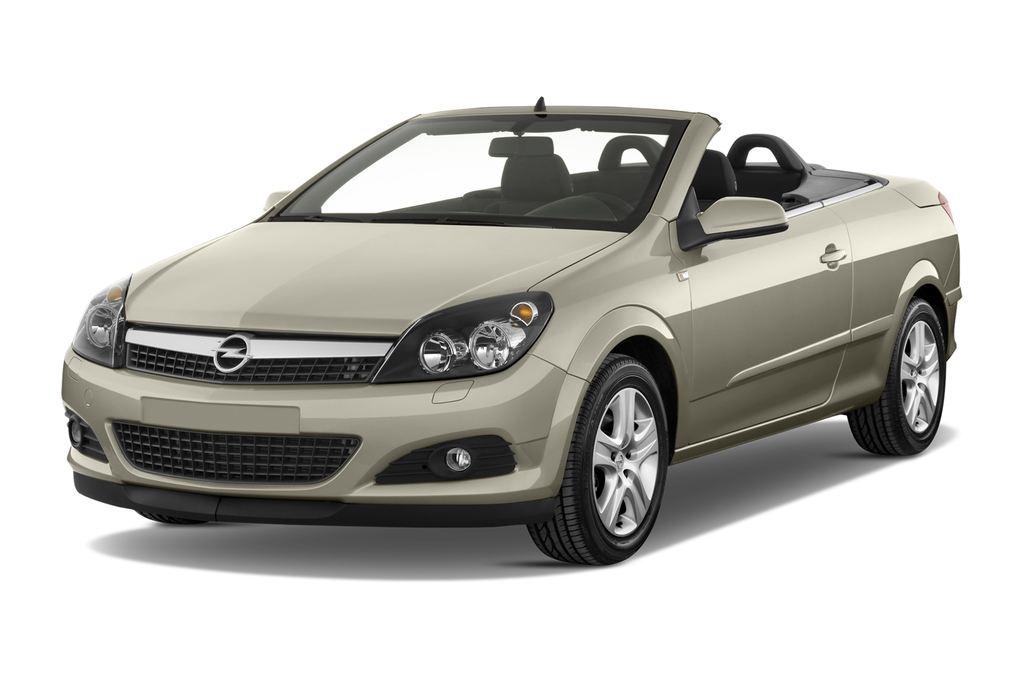 Opel Astra Endless Summer Cabrio (2005 - 2010) 2 Türen seitlich vorne